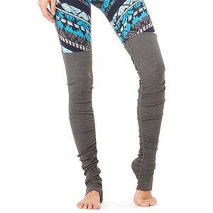 ALOYOGA print goddess leggings size S